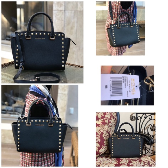fb3560f5d31dad Michael Kors Bags | Authentic Nwt Medium Selma Handbag | Poshmark